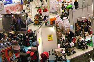 Baby Expo Messe Foto