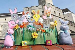 Ostern auf Burg Forchtenstein (c) Esterházy Privatstiftung