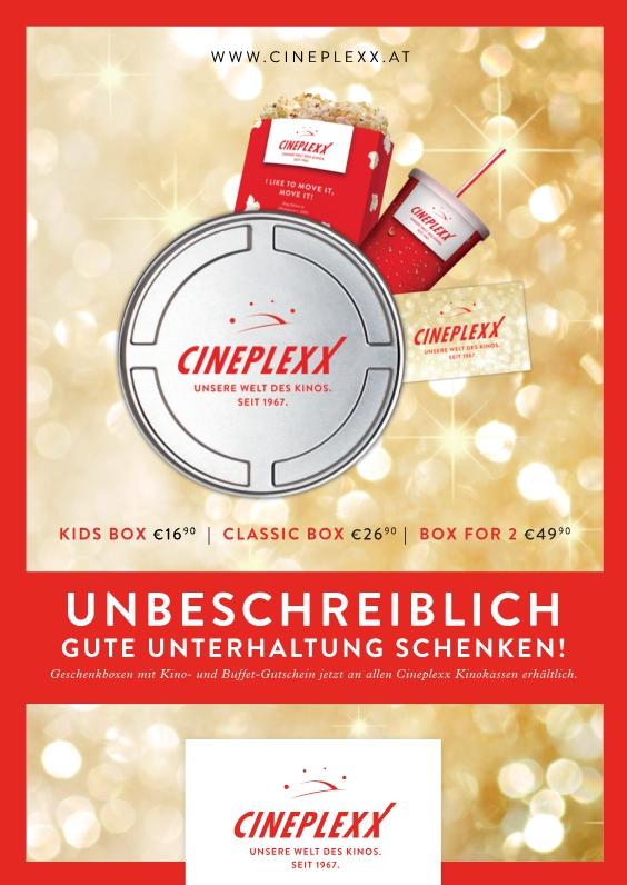 Cineplexx geschenkbox premium