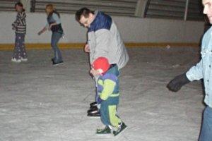Arena Höchsterstraße: Eislaufen in Dornbirn