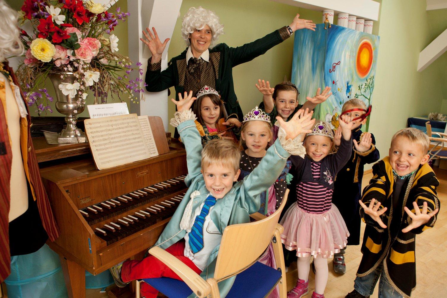 Kindergeburtstag im Haydn-Haus Eisenstadt