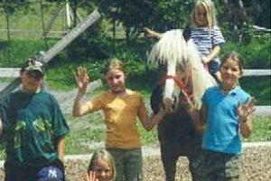 Kindergeburtstag am Trekkinghof Furx