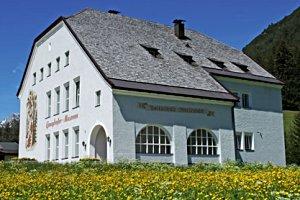 Das Ganghofer Museum in Leutasch