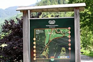 Erlebnisweg Waldzauber Hintersee