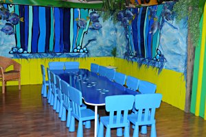 Jungle Playland, Kindergeburtstag