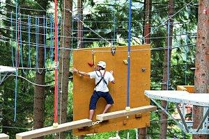Kletterwald Stuhleck