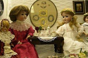Puppenmuseum Blons