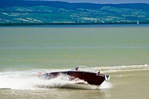 Schifffahrt Gmeiner: Fahrt mit dem Luxusboot in Purbach
