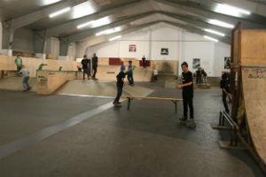 Skatehalle Ried