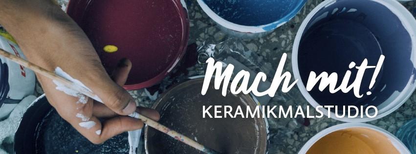 Mach mit Keramikmalstudio