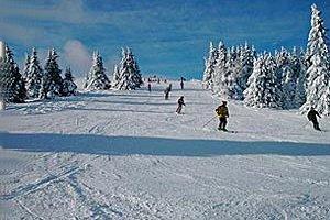 Skigebiet Weinebene