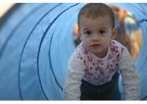 Kindergeburtstag im Albert-Sever-Saal