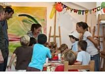 Kindergeburtstag Atelier Flow