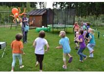 Ballonwerkstatt Kindergeburtstag