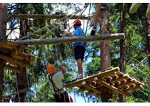 Kletterwald und Freizeitpark Bichlbach