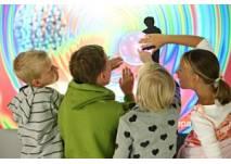 """Kindergeburtstag """"Blubber"""" im Technischen Museum"""