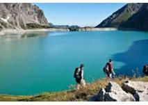Rund um den Lünersee in Brand(c) walser-image.com/Alpenregion Bludenz Tourismus