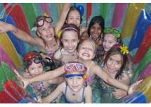 Kindergeburtstag im Hallenbad oder im Strandbad Bregenz