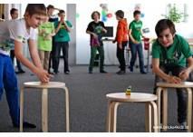 Kindergeburtstag im Bricks 4 Kidz® Creativity Center Mödling