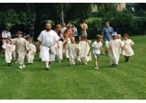Kindergeburtstag in Carnuntum