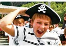Donaupiraten DDSG Kindergeburtstag