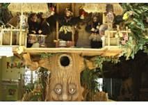 Dschungelwelt Abenteuerspielplatz  im Messepark Dornbirn