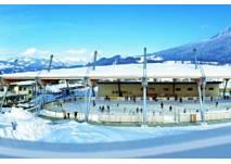 Eislaufen im Erlebnis- und Freizeitpark Ebbs