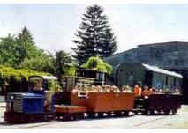 Kindergeburtstag im Eisenbahnmuseum Groß Schwechat