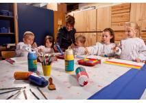 Kindergeburtstag in der Landesgalerie Burgenland in Eisenstadt