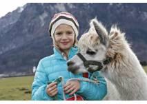 Erlebnisbauernhof Grödig: Alpakawanderungen