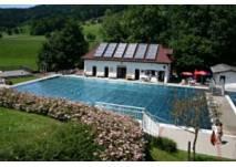 Voralpenbad in Scharnstein