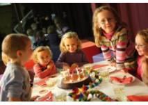 Kindergeburtstag im Frida und Fred