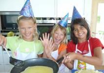 Wiki Erlebnisküche Kindergeburtstag
