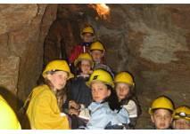 Tropfsteinhöhle in Griffen