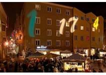 Adventmarkt in Hall in Tirol