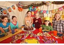 Kindergeburtstag im Happyhopp Indoorspielplatz in Vomp