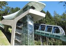 Nordkette Innsbruck: Hungerburgbahn