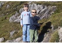 Wanderung auf dem Rundweg Köpfle von Jungholz
