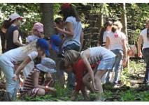 Kindergeburtstag im Naturpark Sparbach