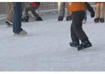 Eislaufplatz in Kirchdorf