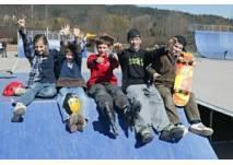 Klagenfurt Skatepark Europapark