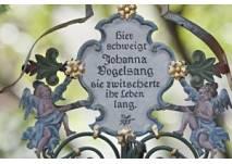 Museumsfriedhof in Kramsach - Der lustige Friedhof