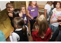 Kindergeburtstag im Schloss Lackenbach