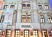 Außenansicht Landestheater Niederösterreich