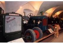Landtechnik-Museum im Europaschloss Leiben