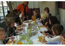 Kindergeburtstag im Ars Electronica Center