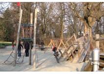 Spielplatz Donaulände Linz