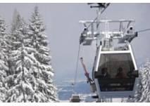 Skigebiet Muttereralm in Mutters