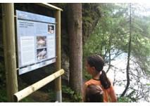 Neukirchen Natura Trail Blausee