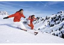 Schifahren am Wildkogel